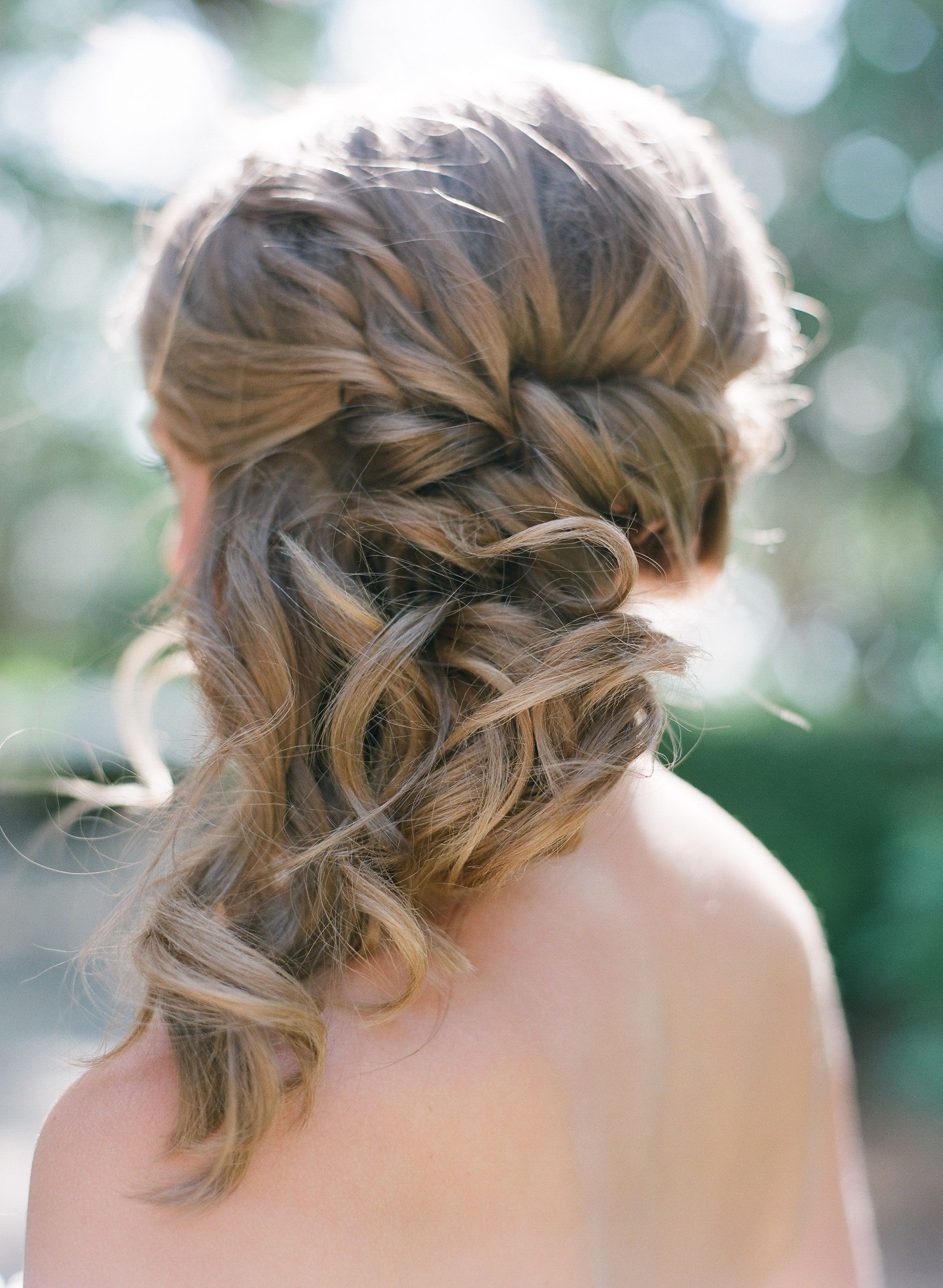 Pinterest Throughout 2018 Medium Hairstyles For Bridesmaids (View 13 of 20)