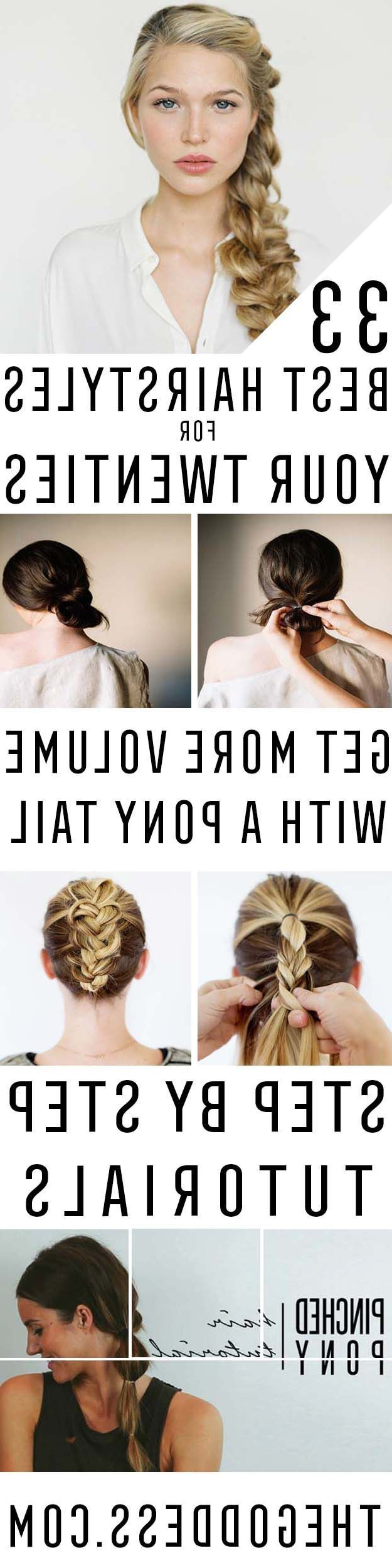 Pinterest With Most Popular Medium Hairstyles For Women In Their 20S (View 14 of 20)
