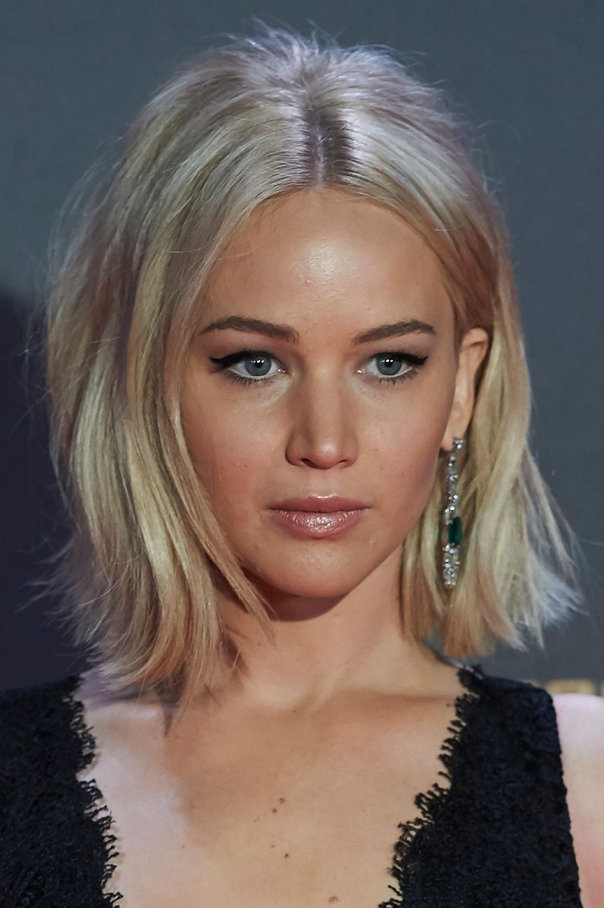Pinterest With Regard To Best And Newest Jennifer Lawrence Medium Hairstyles (View 16 of 20)