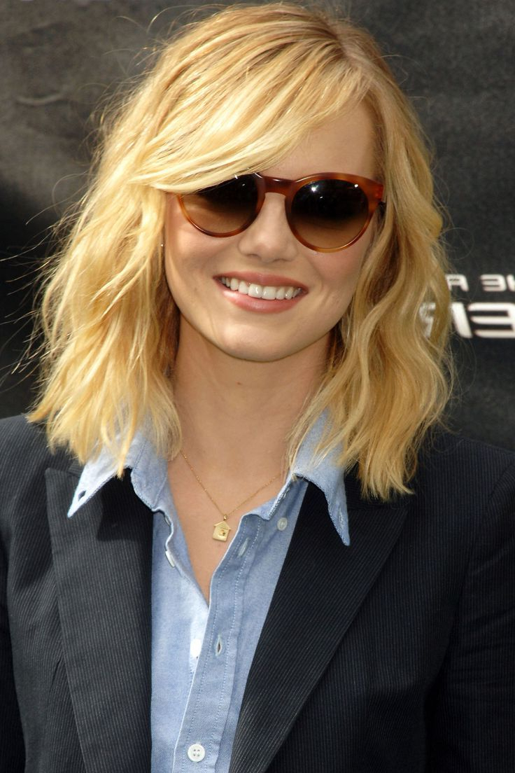 Pinterest With Well Known Medium Haircuts For Round Faces And Glasses (View 14 of 20)