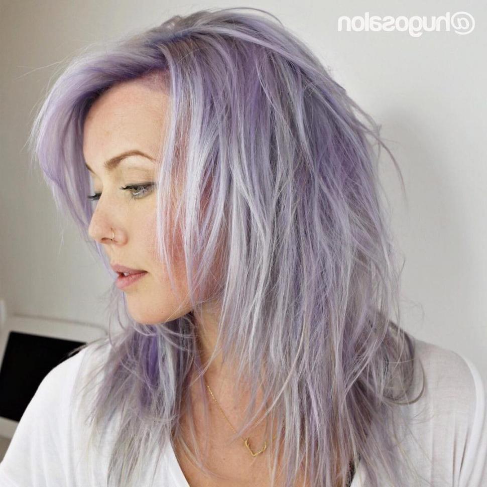 Popular Asymmetrical Medium Hairstyles Intended For Women Hairstyle : Extraordinary Asymmetrical Medium Hairstyles Bob (View 14 of 20)