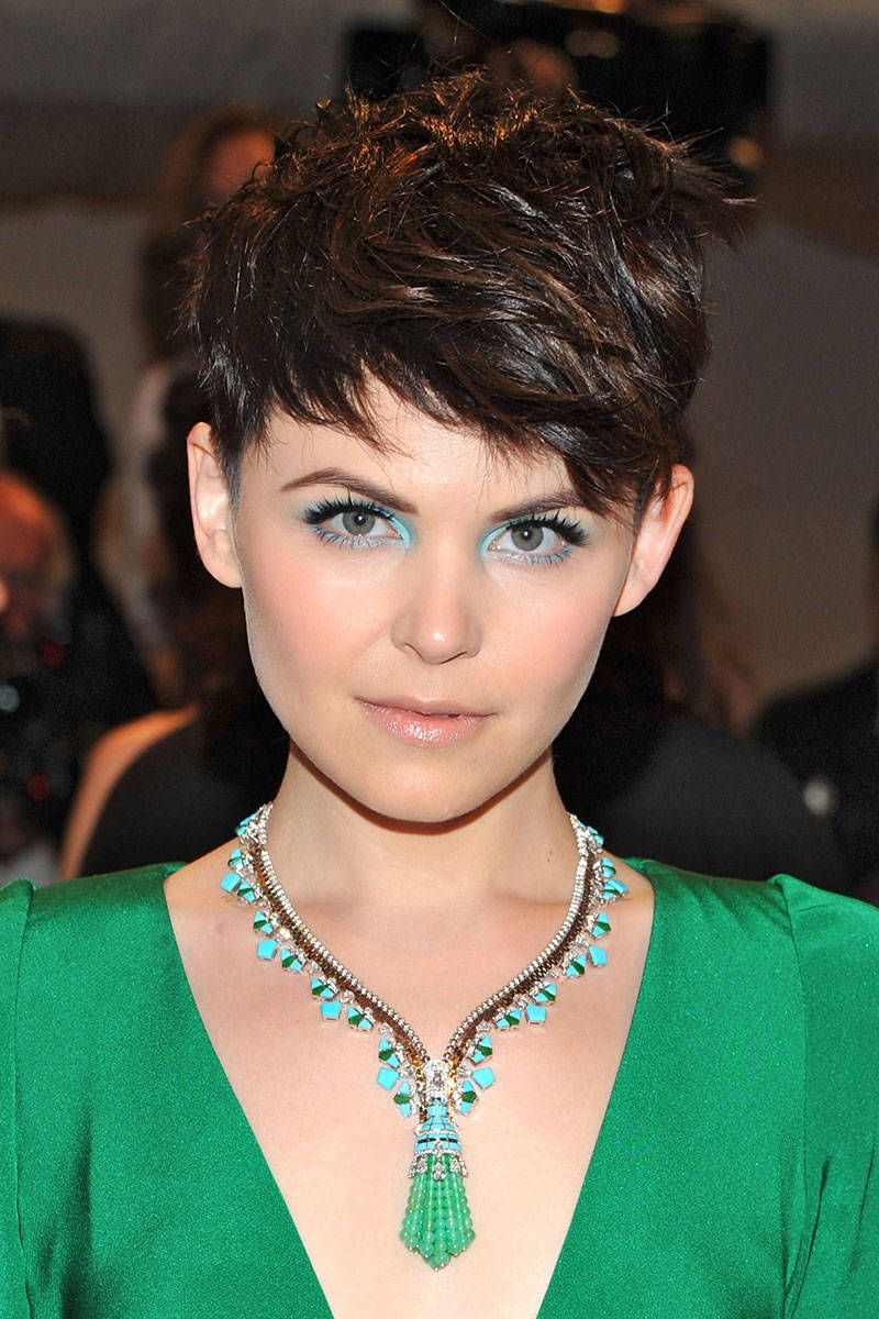 Popular Asymmetrical Pixie Faux Hawk Hairstyles Regarding 50 Best Pixie Cuts – Iconic Celebrity Pixie Hairstyles (View 13 of 20)