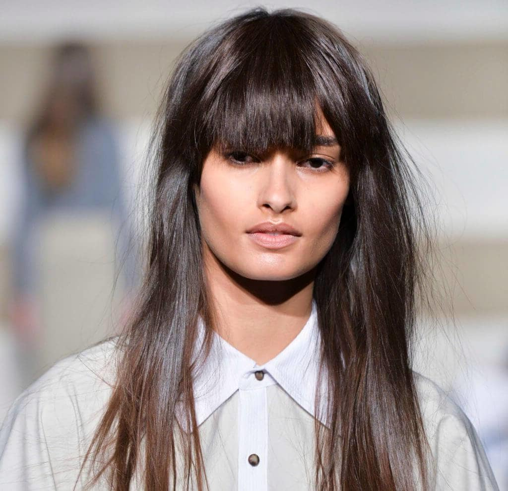 Popular Full Fringe Medium Hairstyles Throughout Trendy Hairstyles For Women Of All Ages (View 18 of 20)