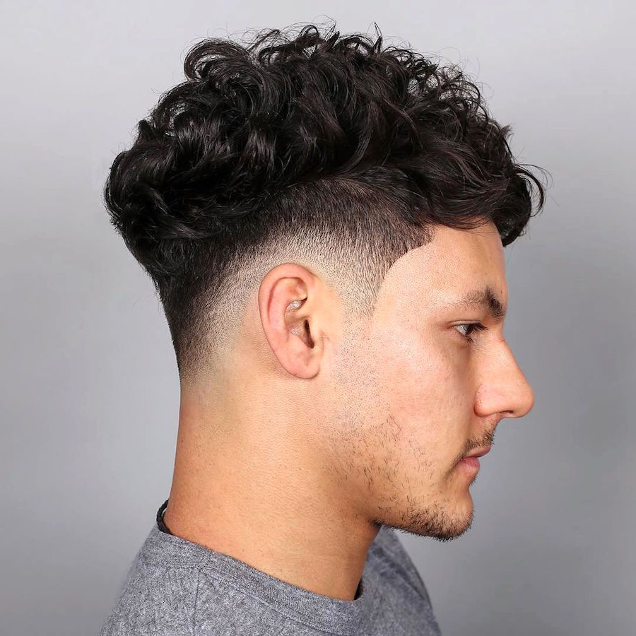Popular Medium Haircuts For Curly Fine Hair Inside 21 New Men's Hairstyles For Curly Hair (View 17 of 20)