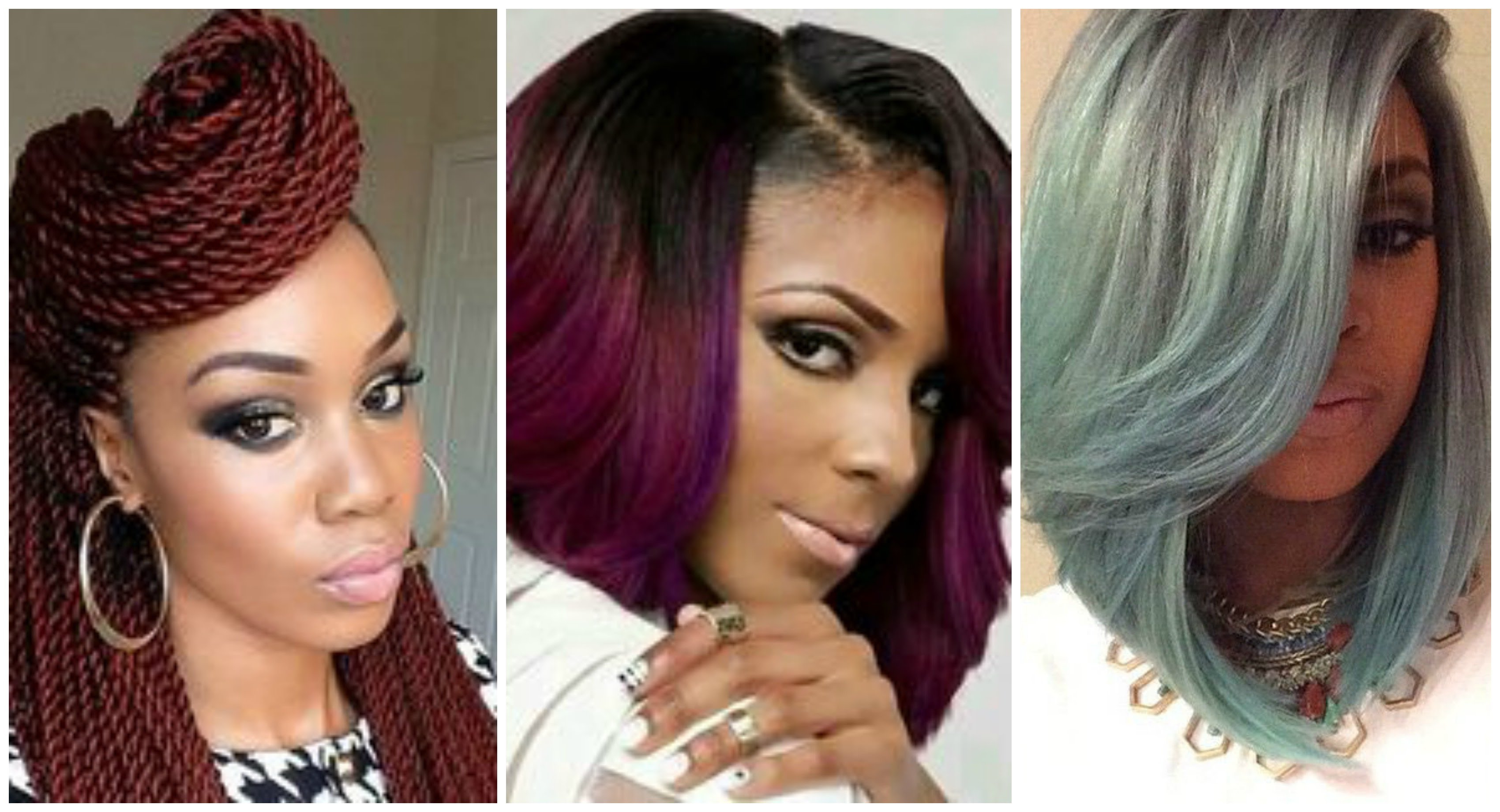 Popular Medium Hairstyles For African American Women With Regard To Hair Cuts : Haircuts Female Long Hair Hairstyles Short Medium Length (View 15 of 20)