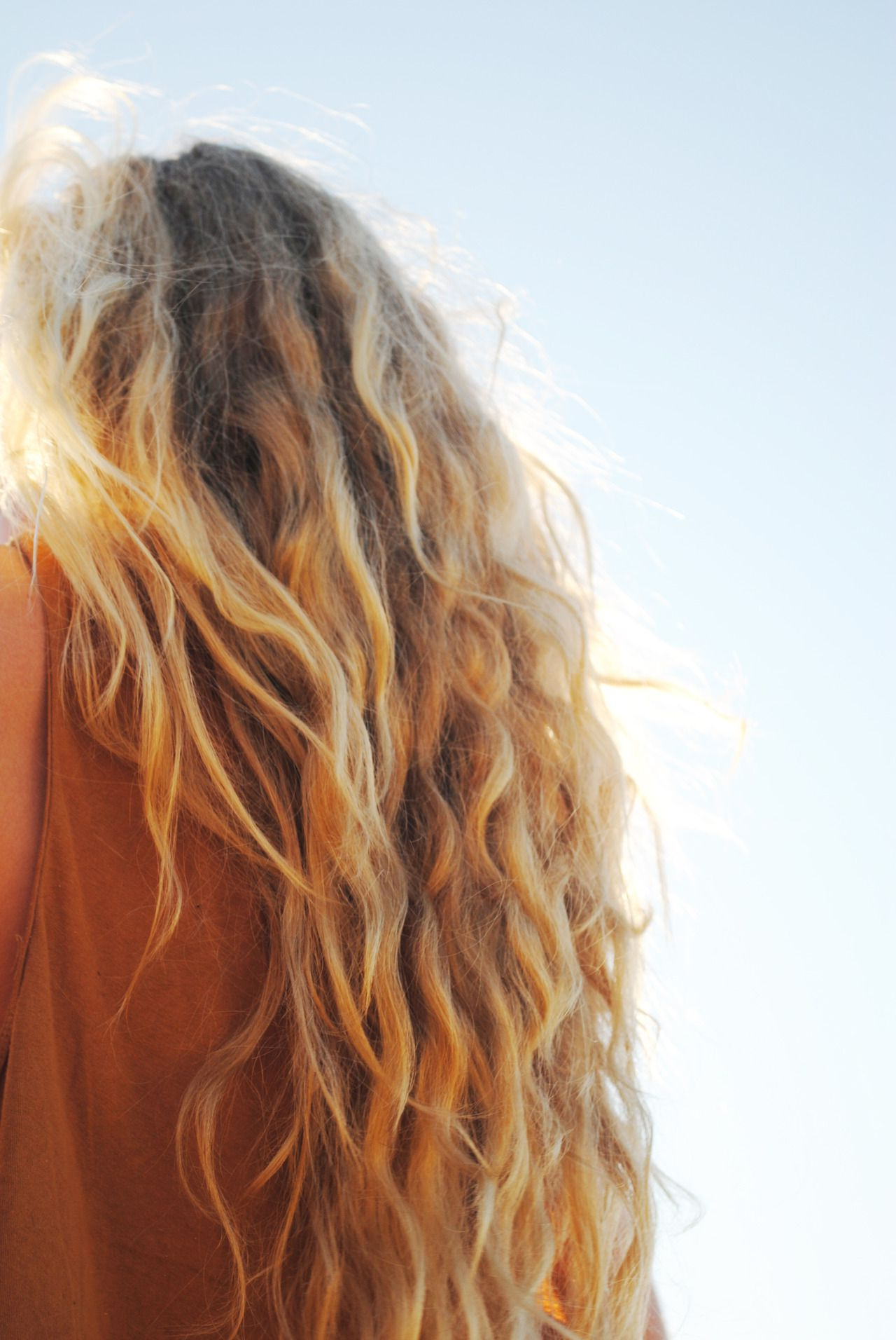 Popular Salty Beach Blonde Layers Hairstyles For Normal Bed Head For Me. It Really Isn't That Awesome (View 1 of 20)
