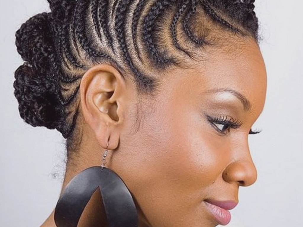 Preferred Designed Mohawk Hairstyles For Black Hairstyles : Cool Mohawk Hairstyles For Black Women With Weave (View 13 of 20)