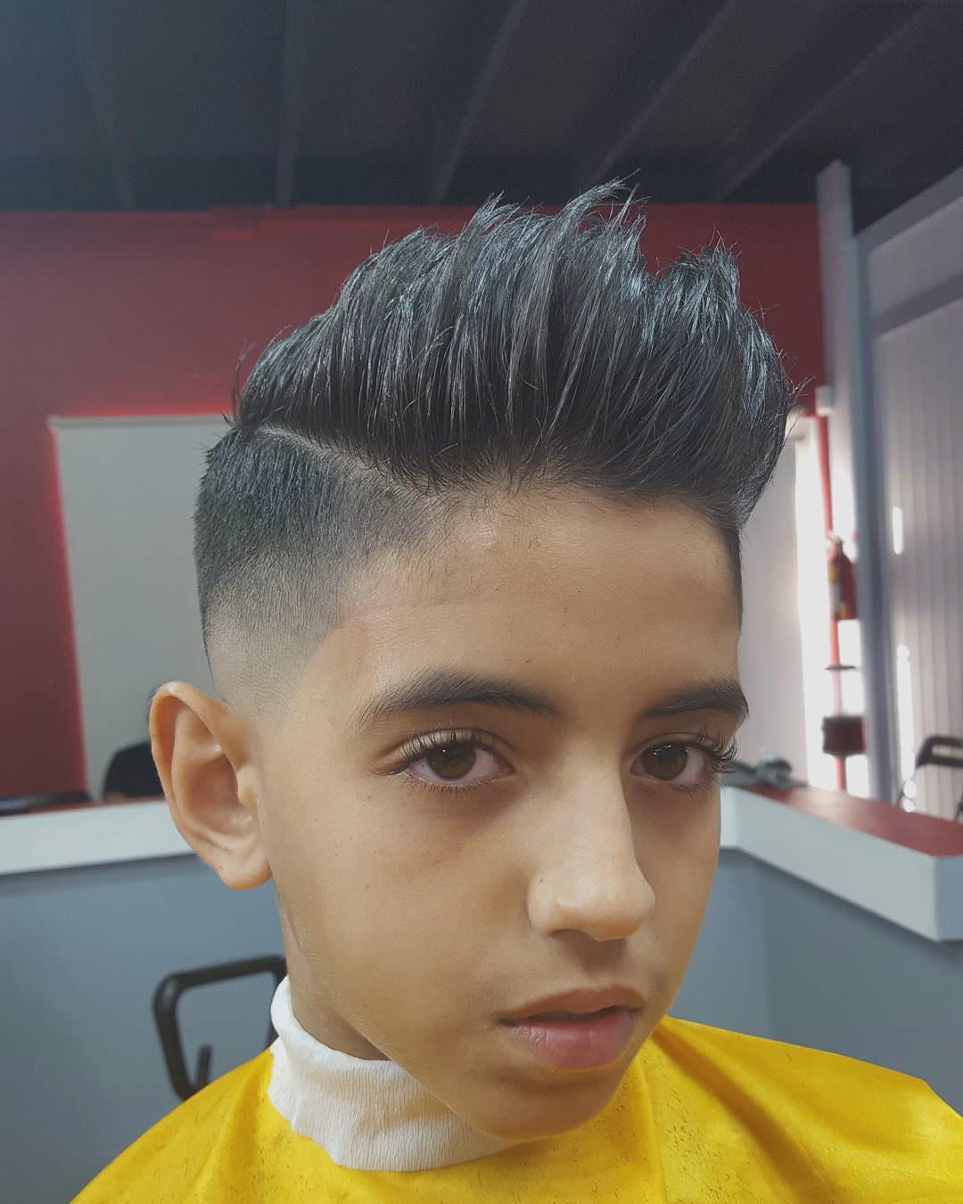 Preferred Designed Mohawk Hairstyles Throughout Black Hairstyles : Best Black Kids Mohawk Hairstyles Decor Color (View 17 of 20)
