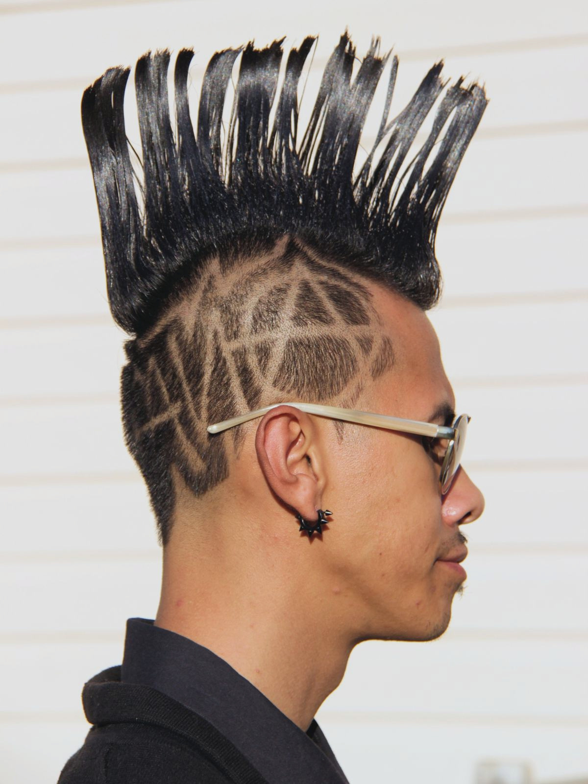 Preferred Designed Mohawk Hairstyles Within Hairstyle : Cool Mohawk Hairstyle Beautiful Home Design Classy (View 6 of 20)