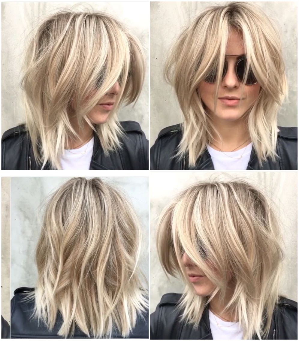 Preferred Julianne Hough Medium Haircuts Pertaining To Julianne Hough Shag (View 18 of 20)