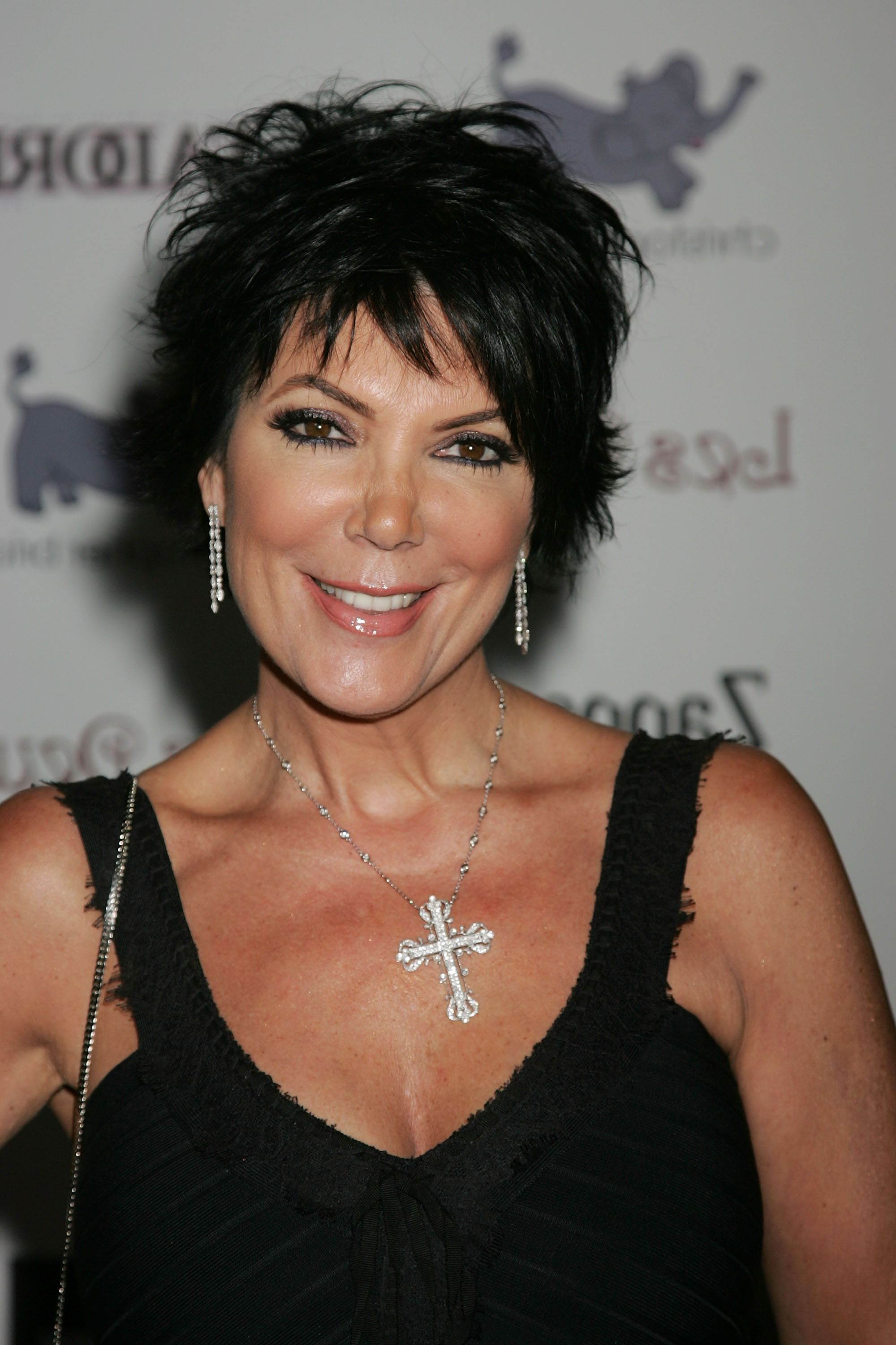 Preferred Kris Jenner Medium Hairstyles Within Kris Jenner Has Platinum Blonde Hair Now & You Won't Be Able To (Gallery 10 of 20)