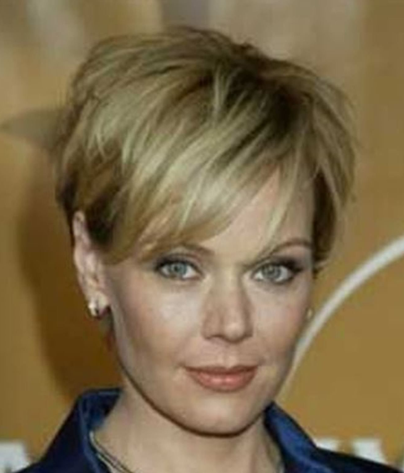 Preferred Layered Haircuts With Cropped Locks On The Crown With Regard To This Short Stacked Haircut Is Perfect For Thick Hair (View 13 of 20)
