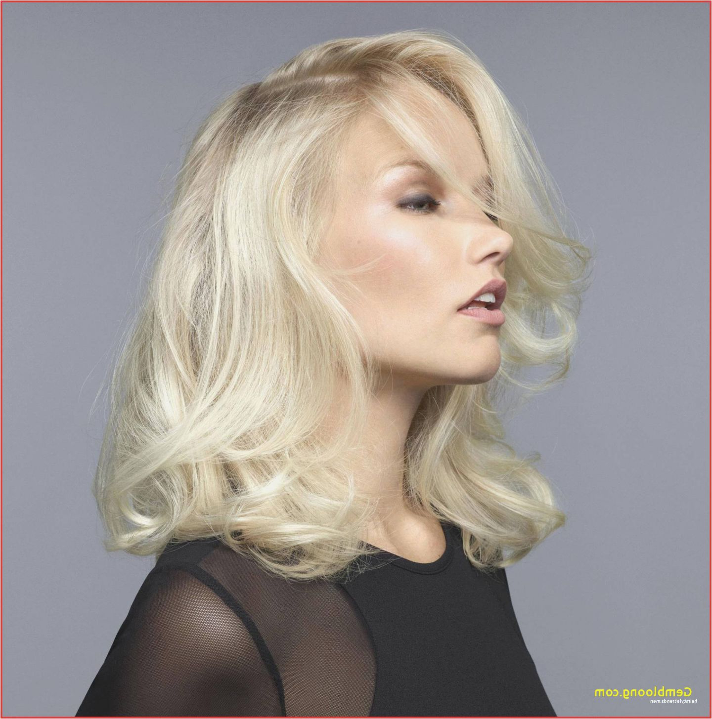 Preferred Medium Hairstyles That Make You Look Younger For ✓ 29 Delicate Short Medium Hairstyles To Make You Look Younger ❗ (View 13 of 20)