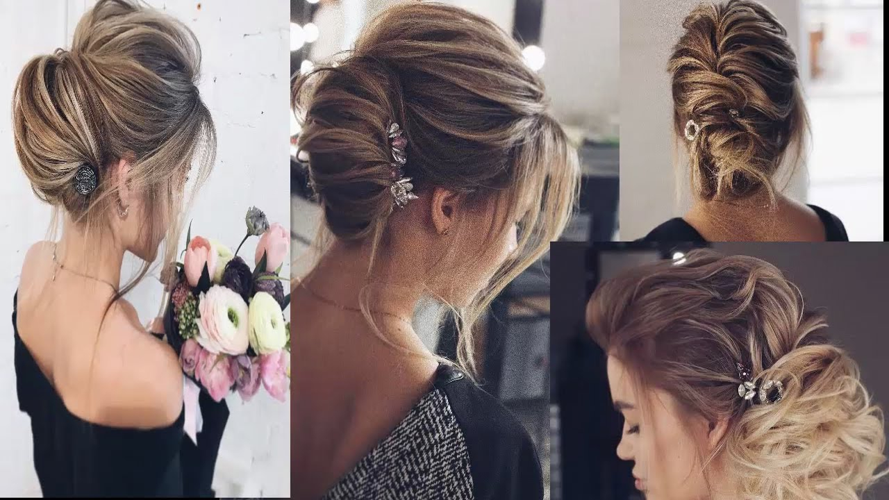 Prom Hairstyles For Medium Hair  (View 11 of 20)