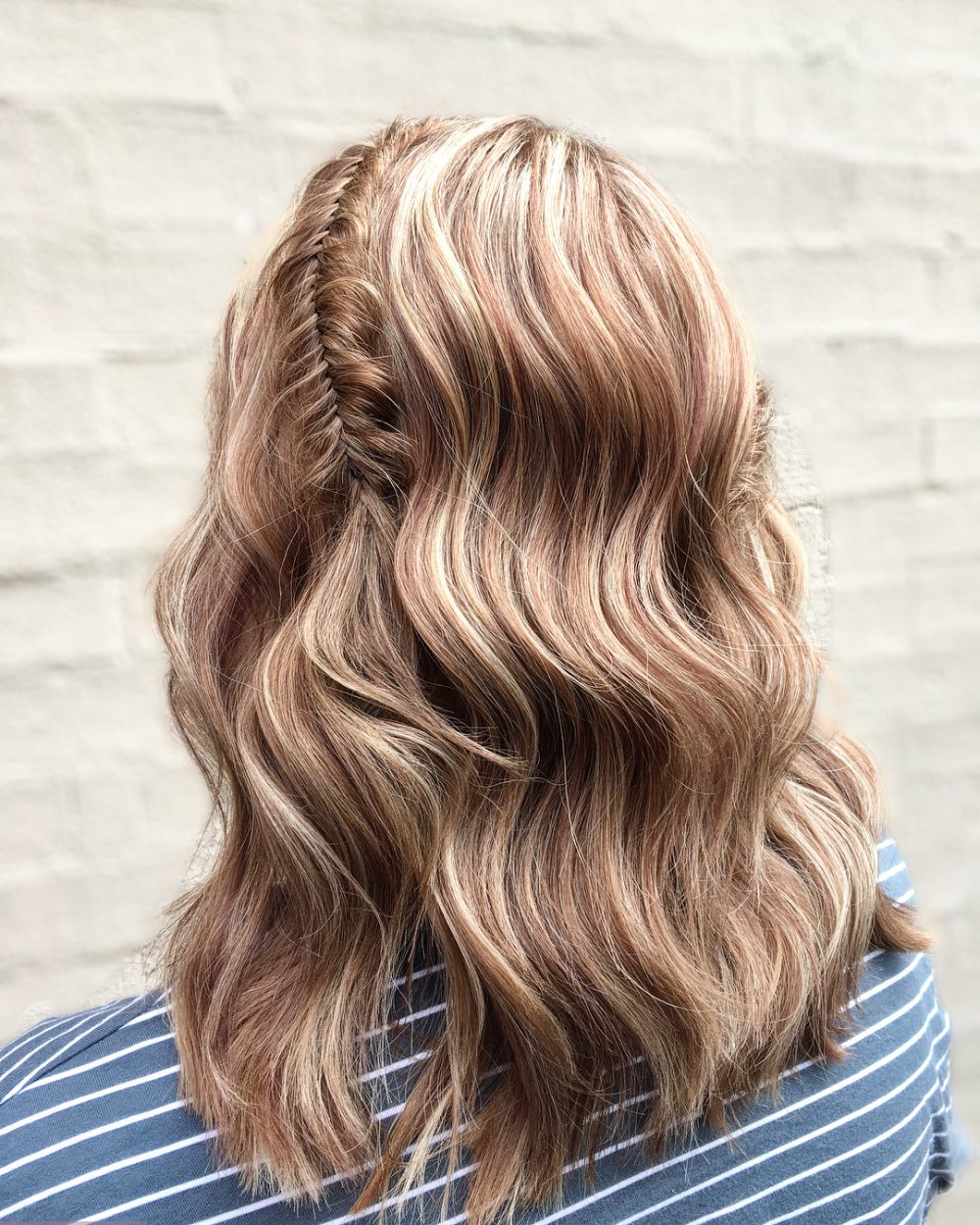 Prom Hairstyles For Medium Length Hair – Pictures And How To's With 2018 Prom Medium Hairstyles (View 17 of 20)