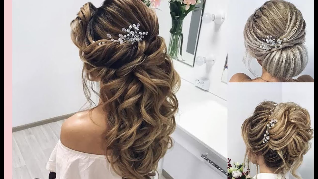 Quick And Easy Hairstyles Inside Best And Newest Cute Medium Hairstyles For Prom (Gallery 7 of 20)