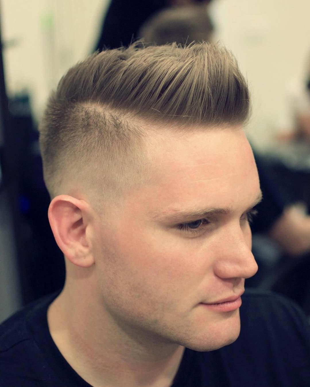 Recent Barely There Mohawk Hairstyles Pertaining To Flat Top Haircuts (View 8 of 20)