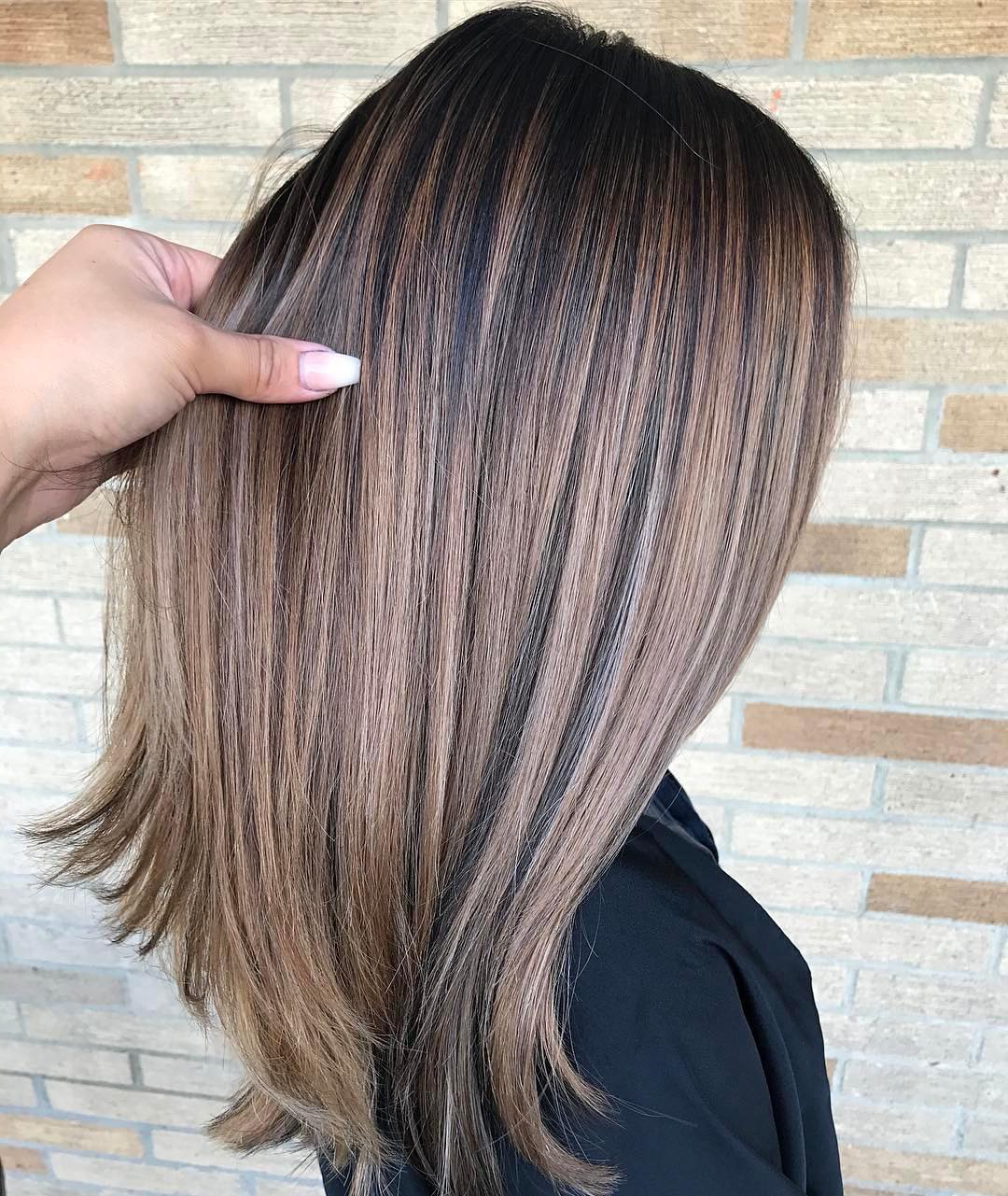 Recent Brunette Medium Hairstyles With 10 Medium Length Hair Color Ideas  (View 18 of 20)