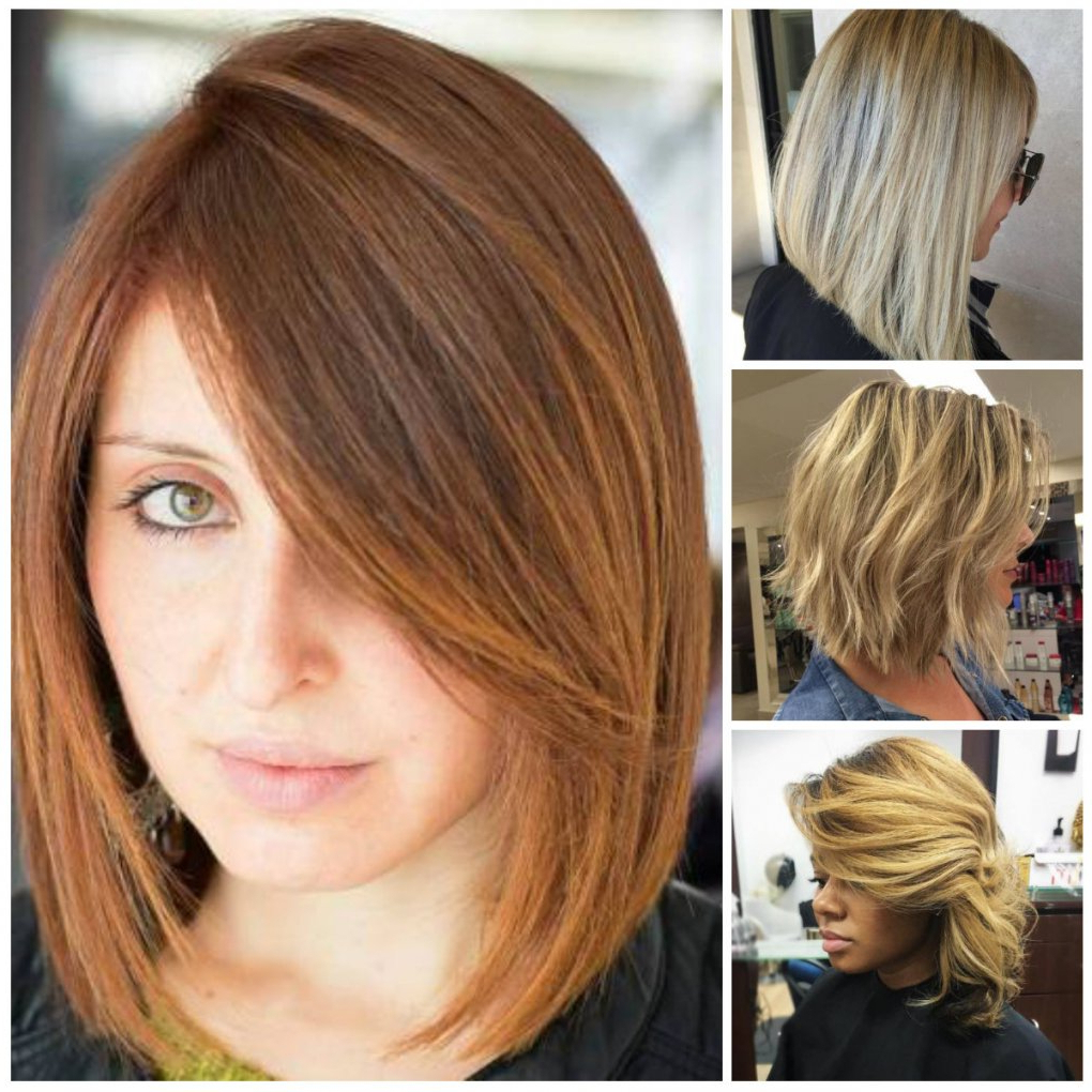 Recent Chic Medium Haircuts Regarding Chic Medium Length Hair For (View 5 of 20)