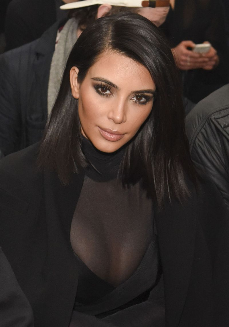 Recent Kim Kardashian Medium Haircuts Regarding 10 Of The Hottest Haircuts Right Now – Hair World Magazine (View 12 of 20)