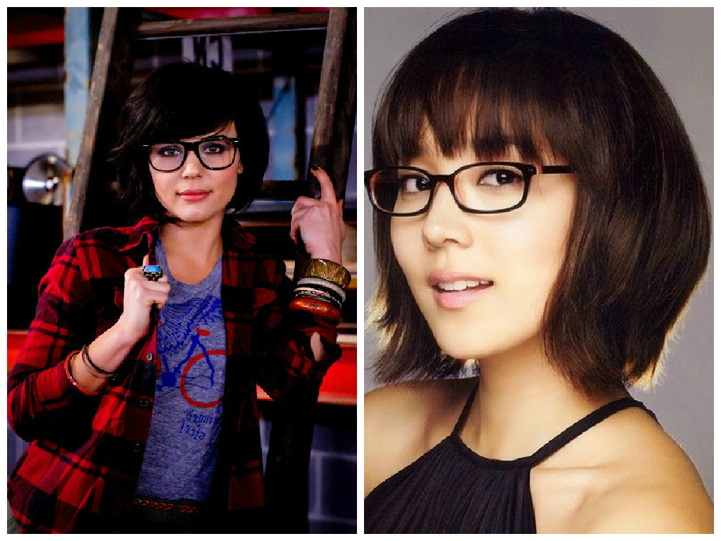 Recent Medium Haircuts For Girls With Glasses Regarding The Best Short Hairstyles To Wear With Glasses – Hair World Magazine (Gallery 15 of 20)