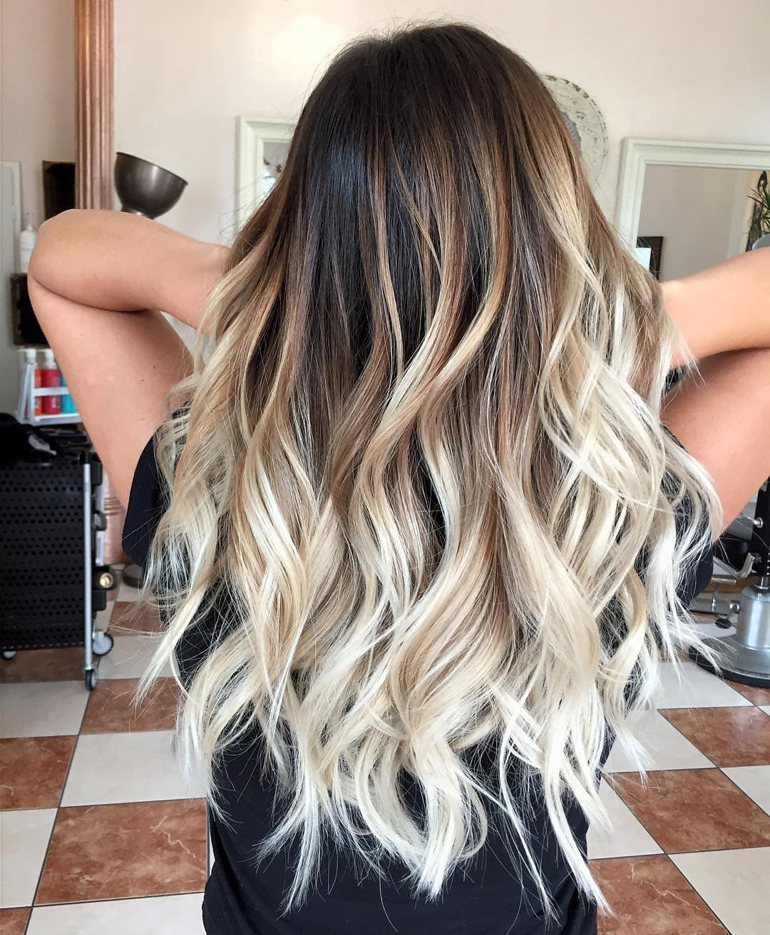 Recent Medium Hairstyles And Colors With 10 Medium Length Hair Color Ideas (View 3 of 20)