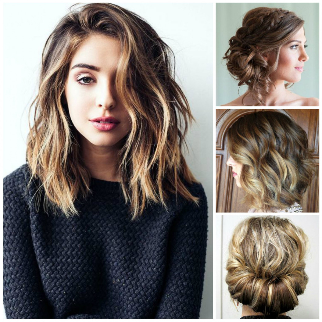 Recent Medium Hairstyles And Highlights Inside Medium Length Hairstyles With Highlights – Hairstyle For Women & Man (View 14 of 20)