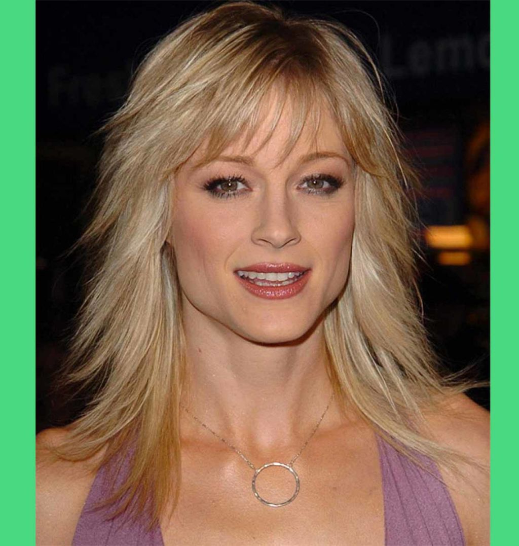 Recent Medium Hairstyles With Bangs For Fine Hair Pertaining To Medium Length Hairstyles With Bangs For Fine Hair – Hairstyle For (Gallery 7 of 20)