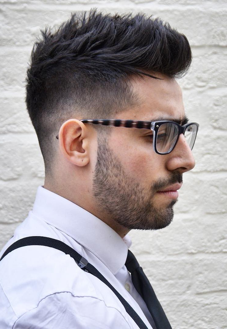 Recent Thrilling Fauxhawk Hairstyles Inside Faux Hawk Hairstyle – Keep It Even More Exciting (Gallery 3 of 20)