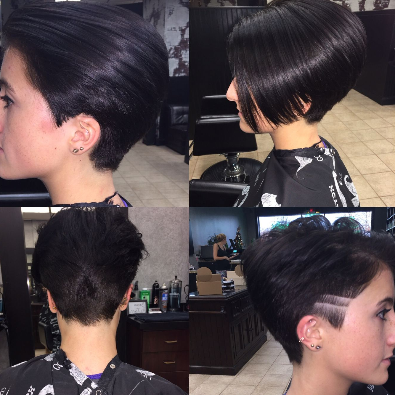 Ruby Rose Inspired Haircut (Can Also Be A Faux Mohawk) (Gallery 8 of 20)