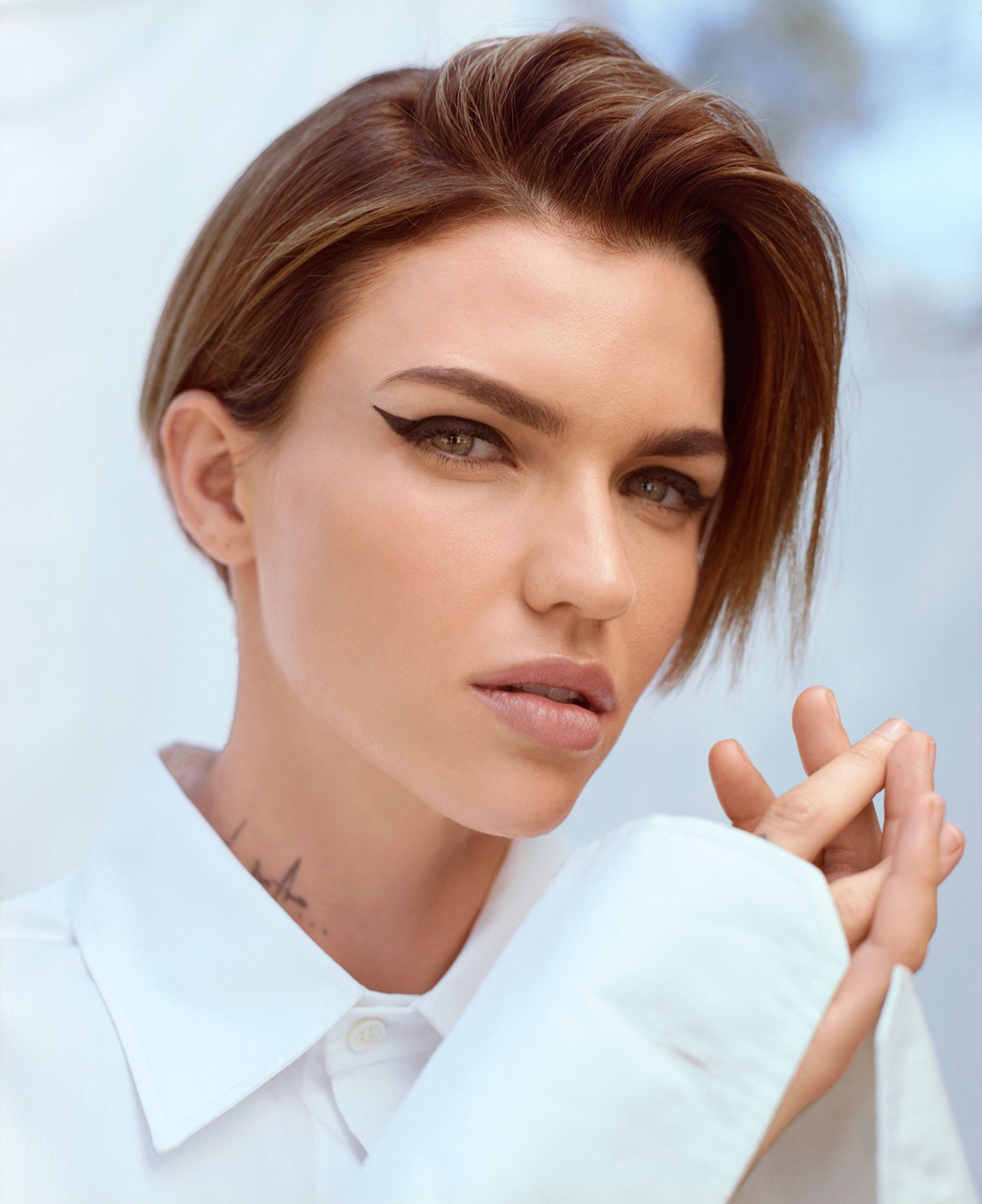 Ruby Rose — Latest News, Images And Photos — Crypticimages Regarding Well Known Ruby Rose Medium Hairstyles (Gallery 19 of 20)