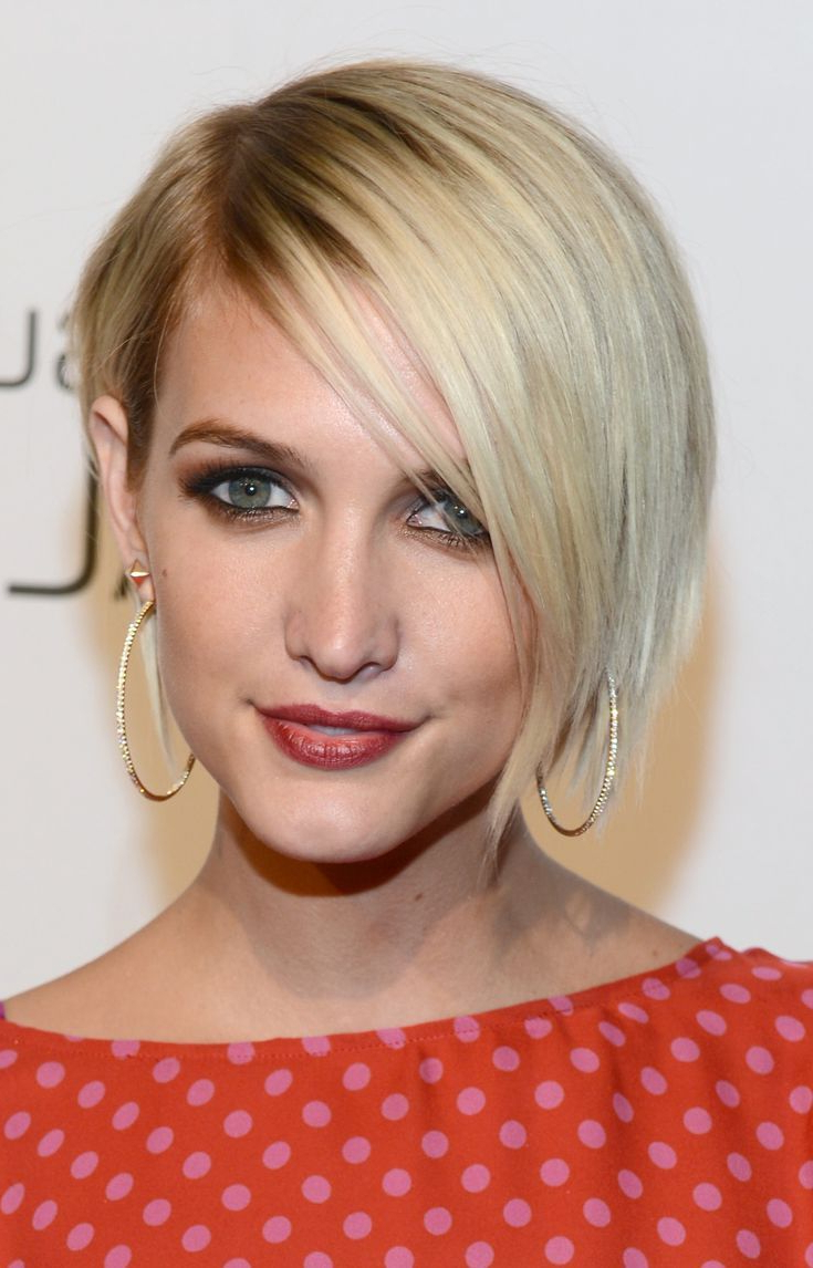 Sexy Short Hairstyle Ideas Inspiredcelebrities (Gallery 8 of 20)