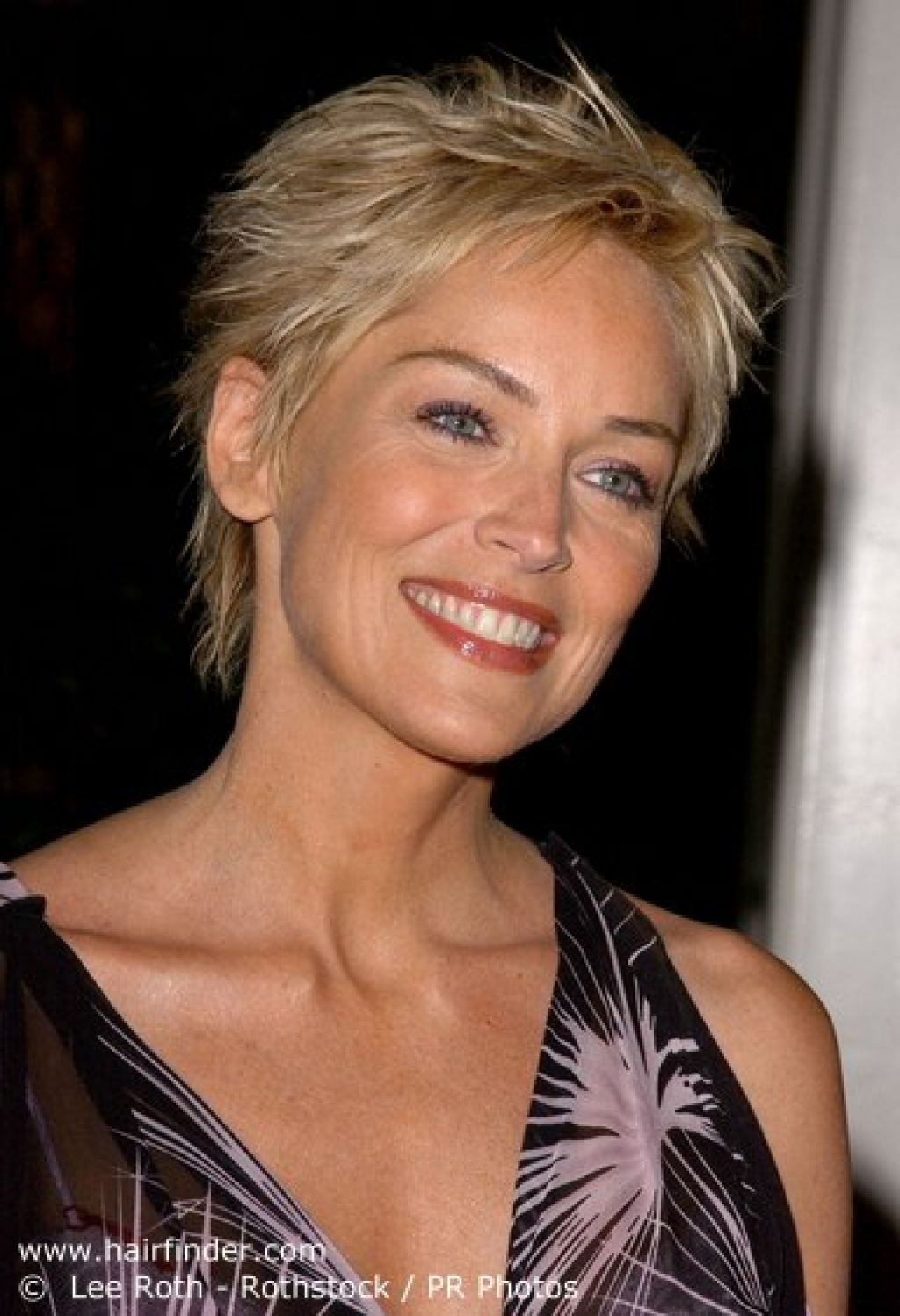 Sharon Intended For 2018 Sharon Stone Medium Haircuts (View 13 of 20)