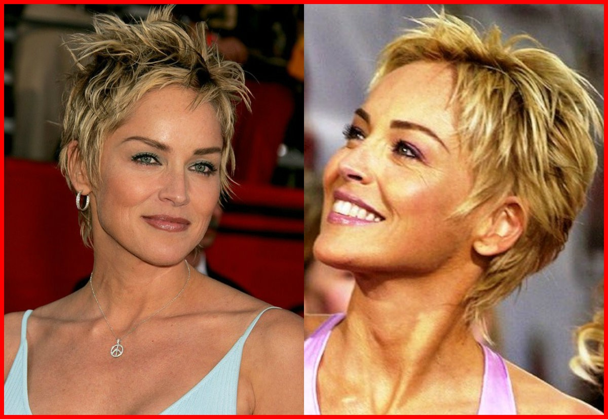 Sharon Stone Haircuts 221590 Sharon Stone Pixie Haircuts 2017 – Tips Regarding Favorite Sharon Stone Medium Haircuts (View 17 of 20)