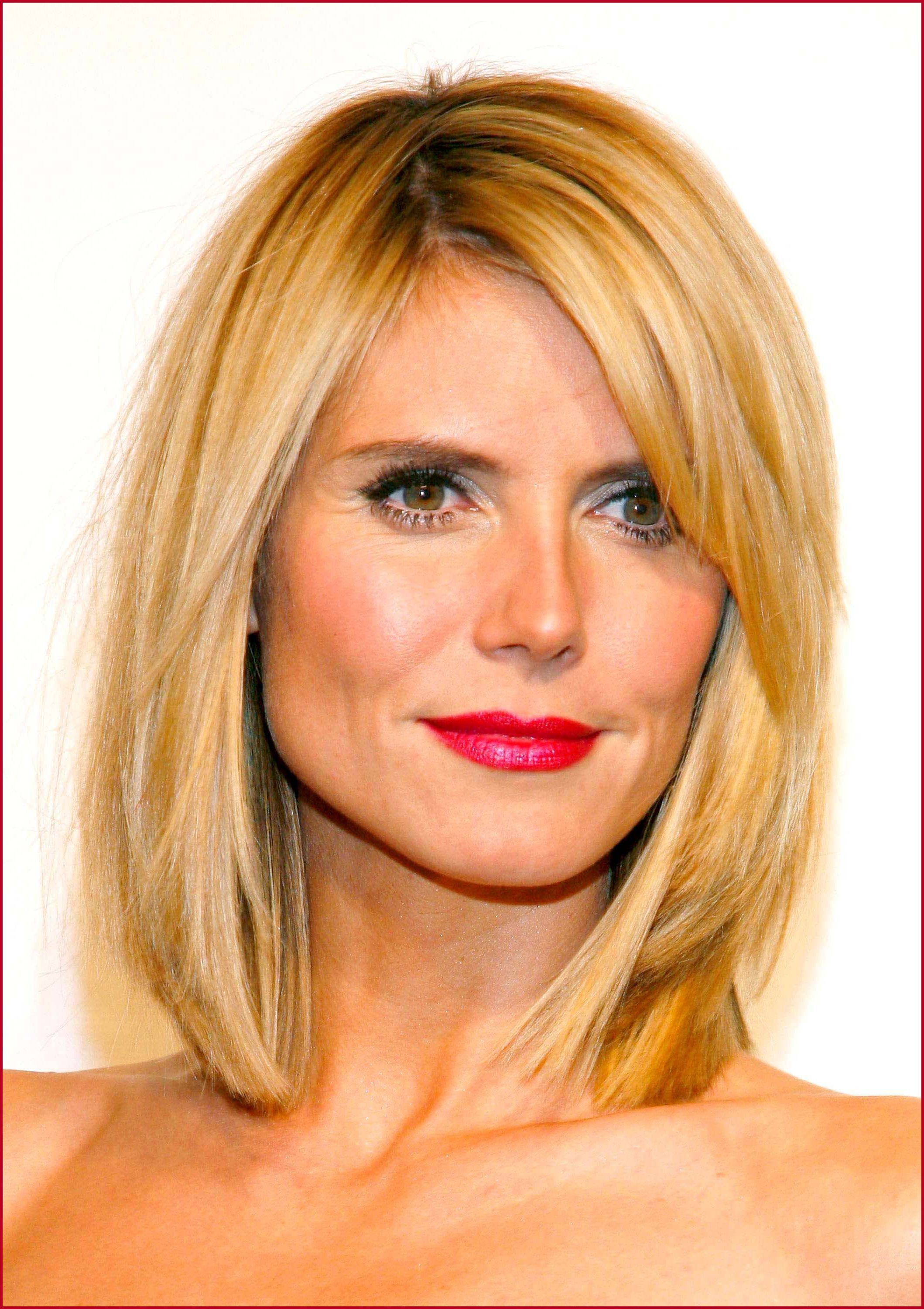 Short Layered Hairstyles For Square Faces 293487 Layered Bob In Fashionable Heidi Klum Medium Haircuts (View 14 of 20)