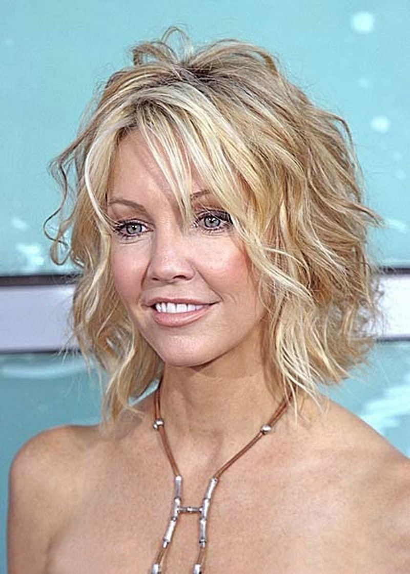 Featured Photo of Medium Haircuts For Thin Wavy Hair