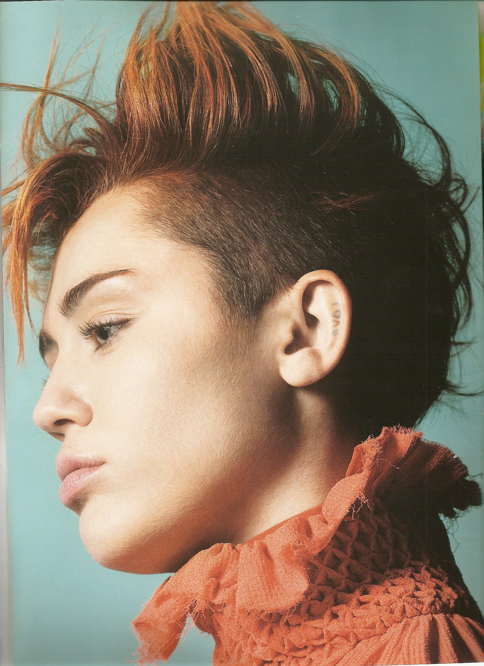 Short Within Trendy Innocent And Sweet Mohawk Hairstyles (Gallery 2 of 20)
