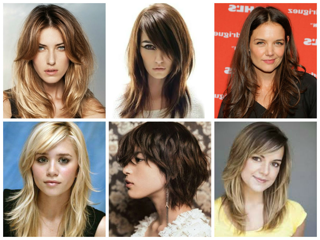 Should I Get A Layered Haircut? – Hair World Magazine Within Fashionable Feathered V Layers Hairstyles (Gallery 8 of 20)