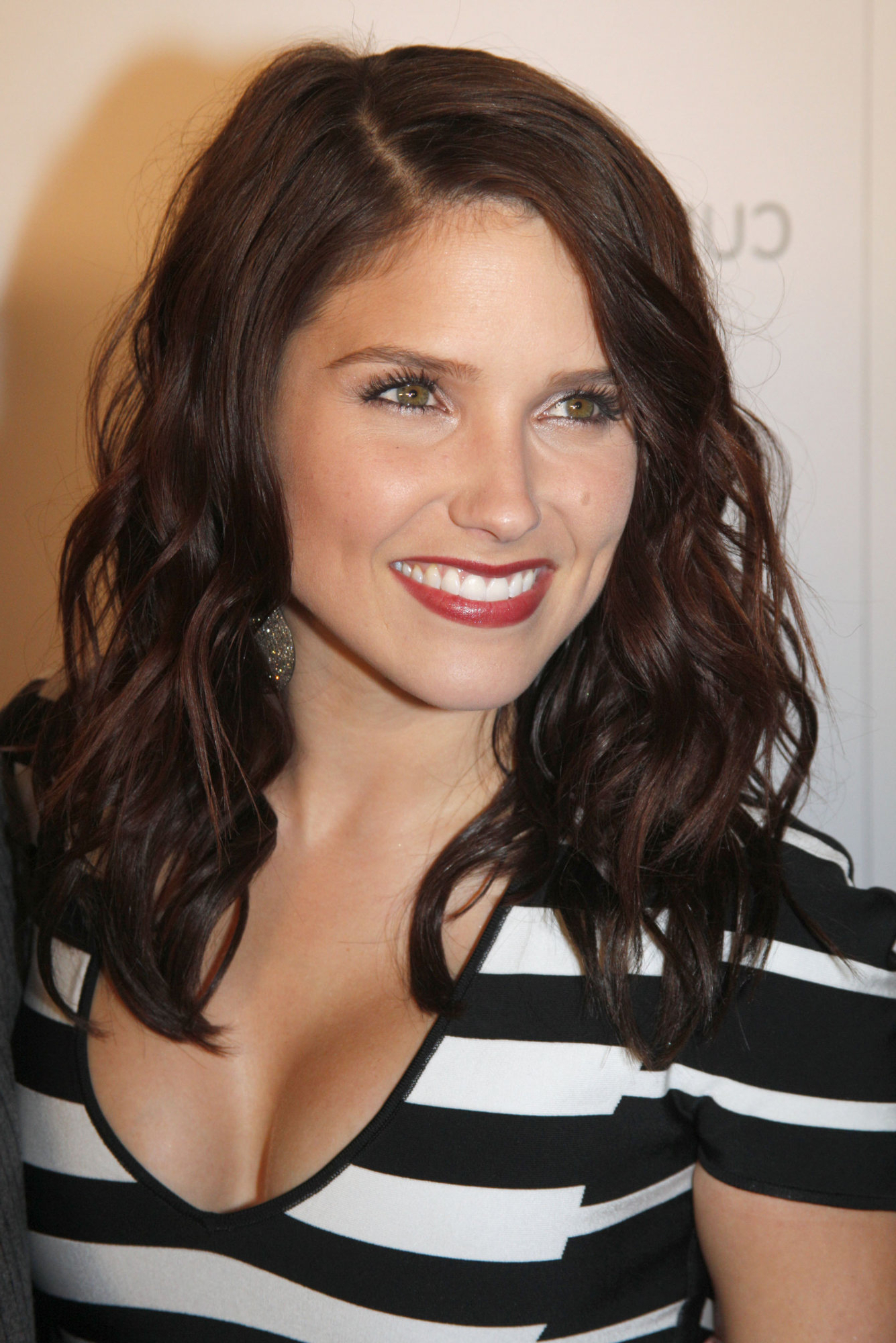 Sophia Bush — Latest News, Images And Photos — Crypticimages Regarding Trendy Sophia Bush Medium Hairstyles (View 13 of 20)