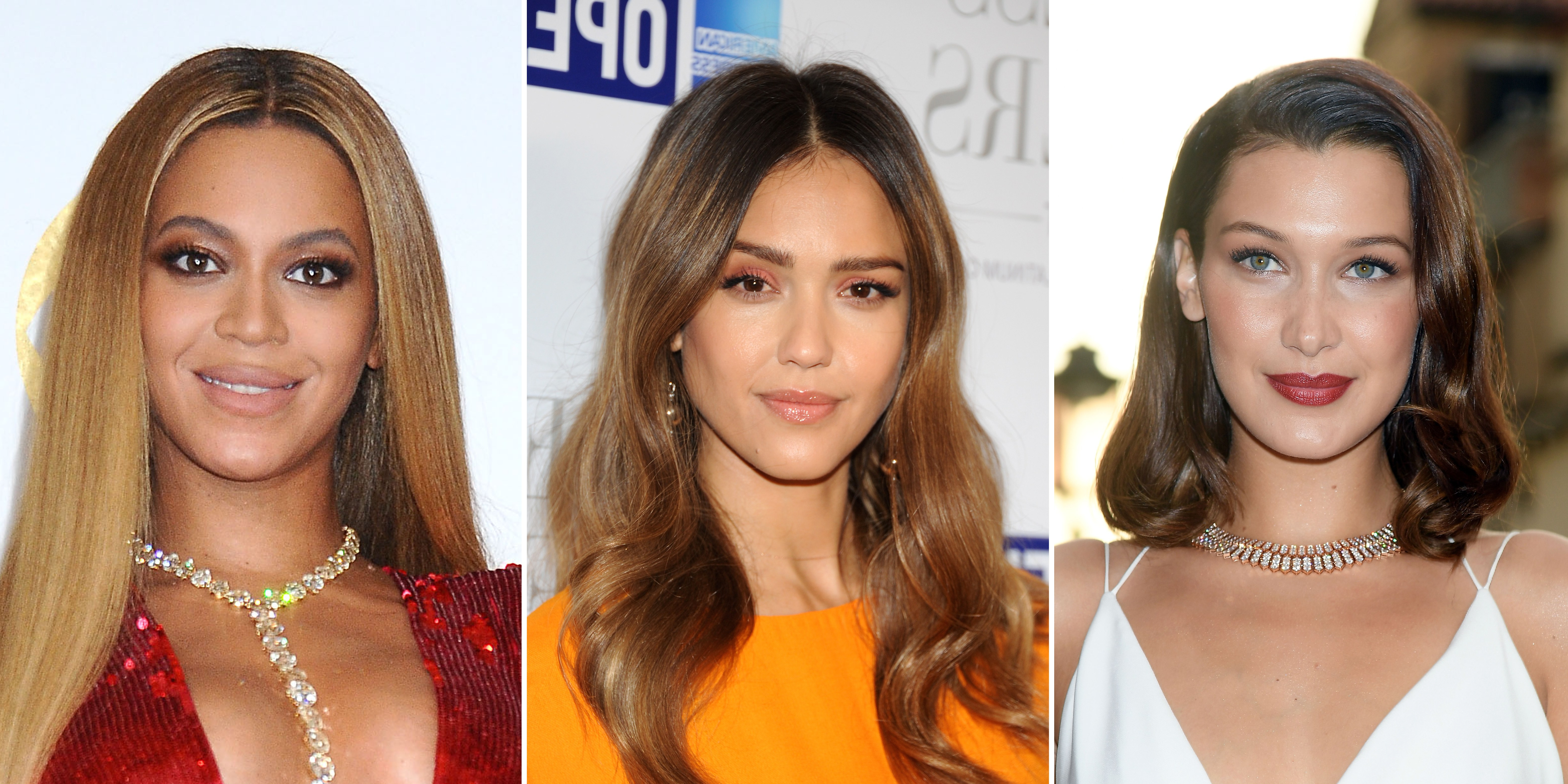 The 10 Most Flattering Haircuts For Oval Faces – Allure For Widely Used Oval Face Shape Medium Haircuts (Gallery 14 of 20)