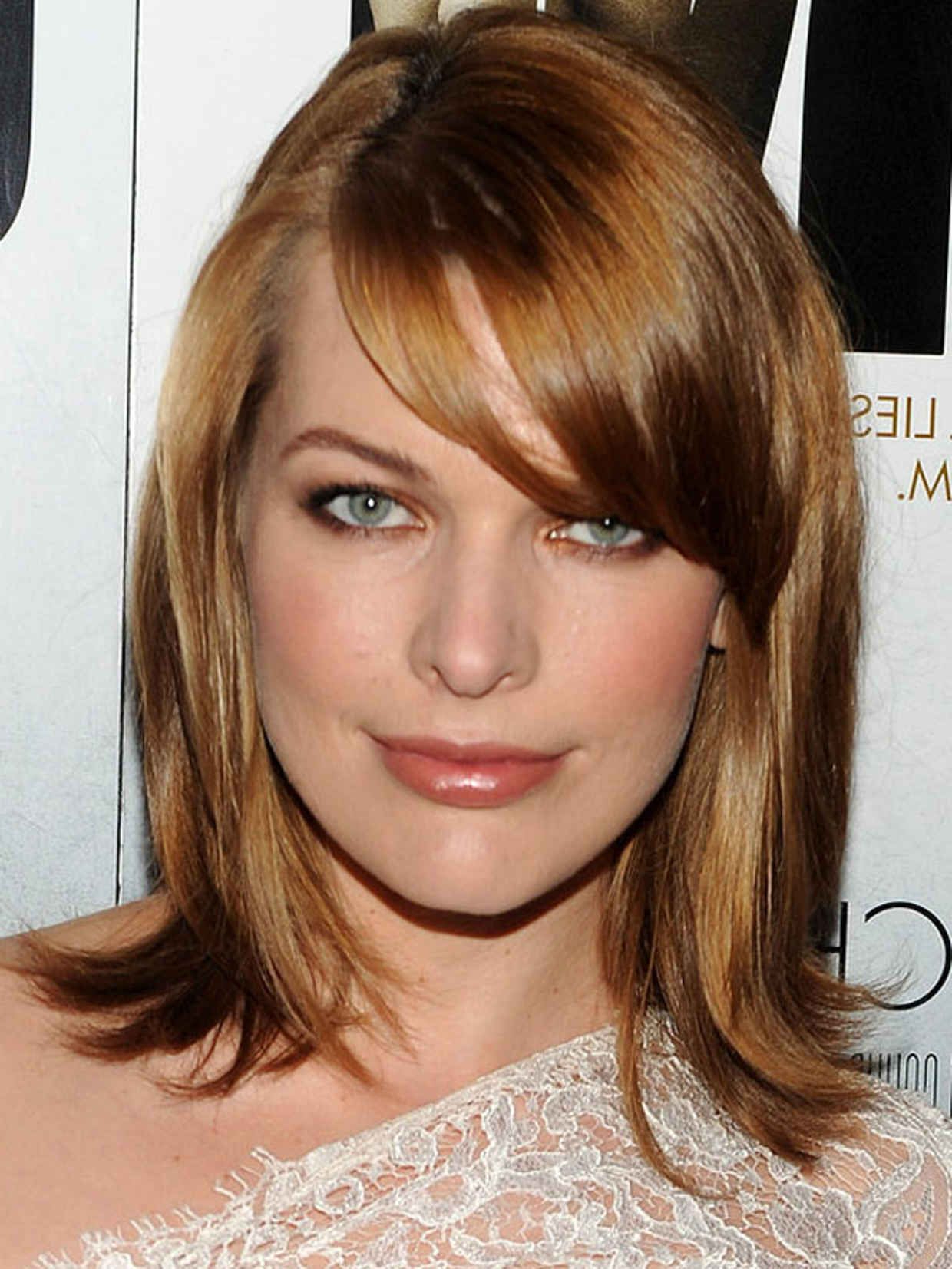 The Best (And Worst) Bangs For Heart Shaped Faces (View 15 of 20)