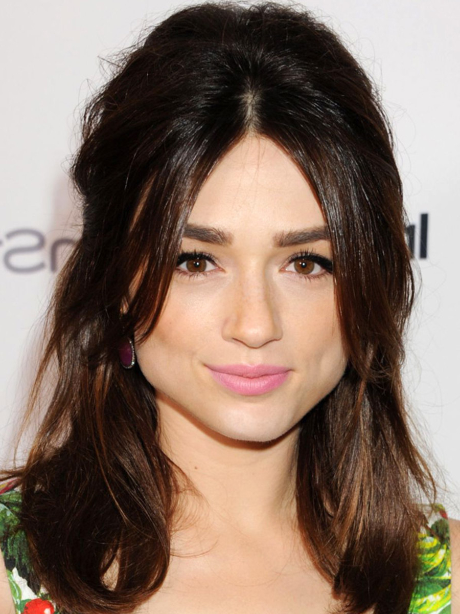 The Best (And Worst) Bangs For Pear Shaped Faces – The Skincare Edit Pertaining To Preferred Medium Hairstyles For Pear Shaped Faces (View 15 of 20)