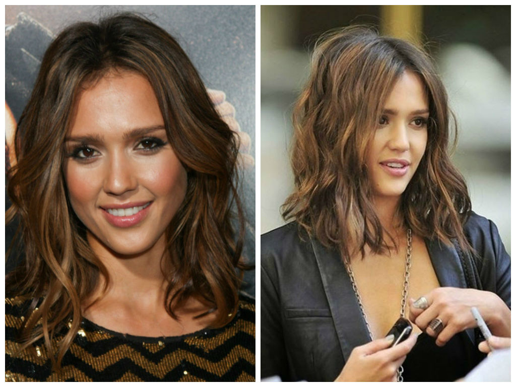 The Best Of Jessica Alba Hairstyles – Hair World Magazine With Trendy Jessica Alba Medium Hairstyles (View 18 of 20)