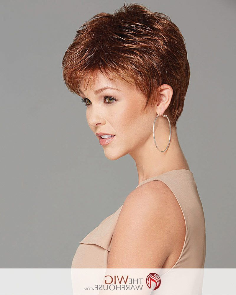 The Classic Pixie Cut Gets A Makeover With Professionally Layered For Trendy Layered Haircuts With Cropped Locks On The Crown (View 18 of 20)