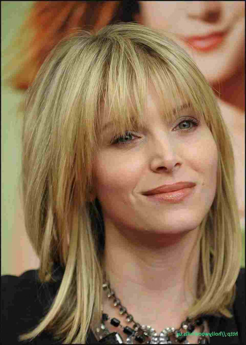 Thin Low Maintenance Fine Hair Shoulder Length Hairstyles Straight In Latest Medium Haircuts For Straight Fine Hair (View 17 of 20)