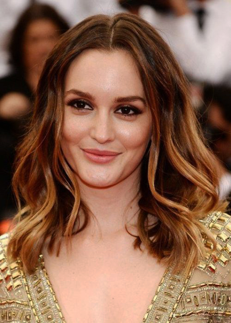 Top 10 Best Hairstyles For Big Foreheads Female Pertaining To Famous Medium Hairstyles For High Forehead (Gallery 9 of 20)