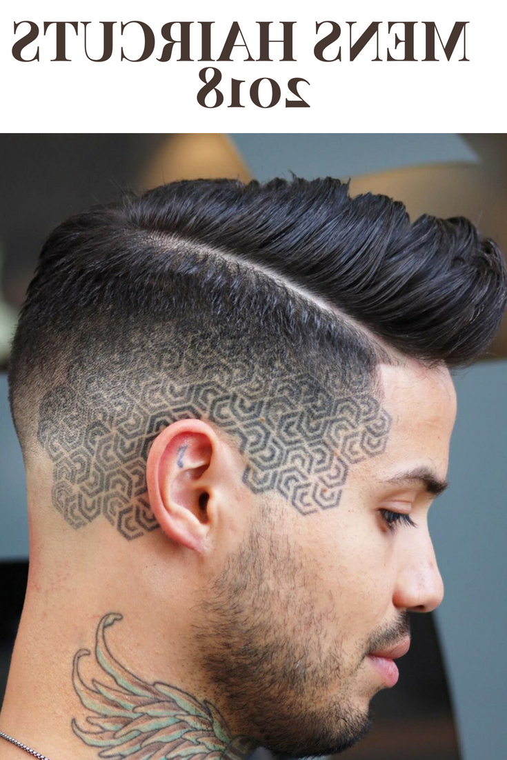 Top 100 Awesome Mens Haircuts 2018 Createdthe Worlds Best Throughout Most Recent Steel Colored Mohawk Hairstyles (View 18 of 20)