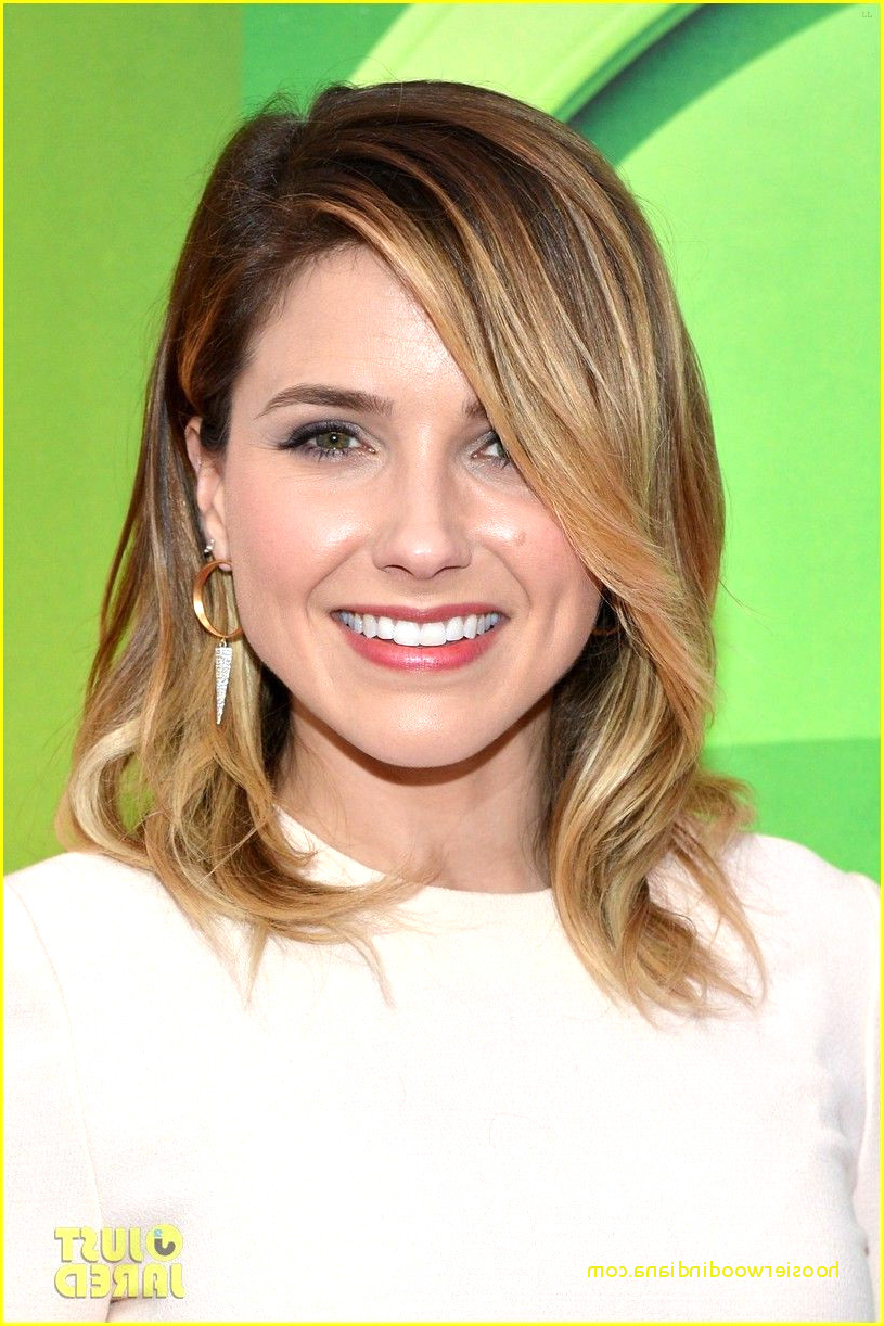 Top Result 57 Unique Sophia Bush Hairstyles Image 2018 Zat3 2017 With Current Sophia Bush Medium Hairstyles (View 17 of 20)
