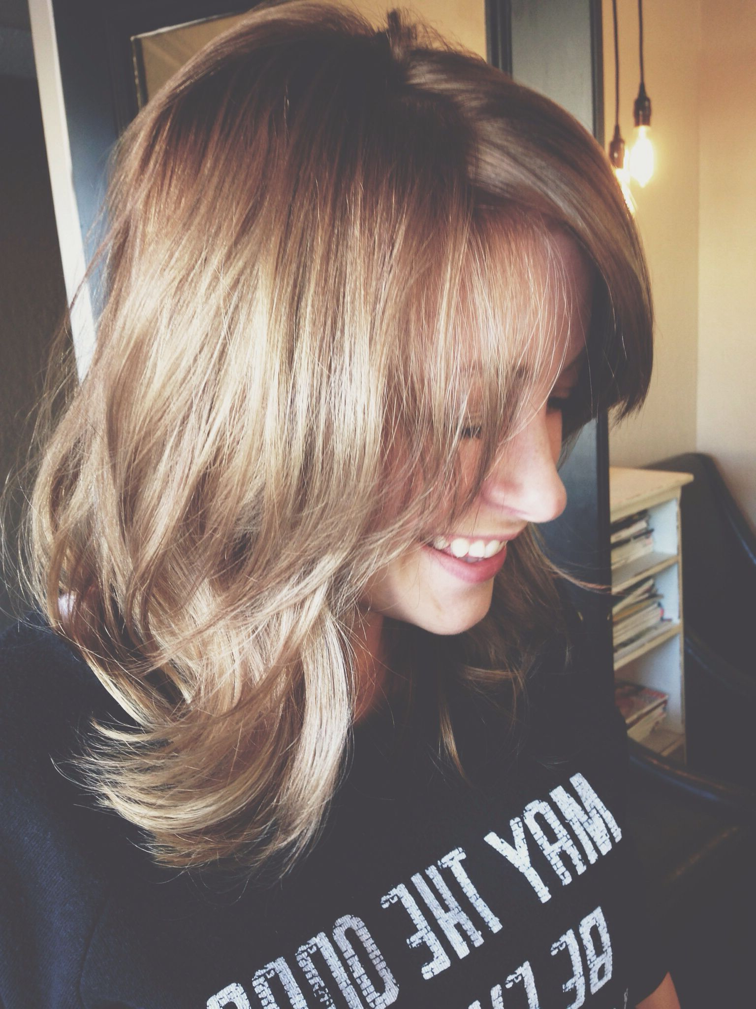 Tousled Pertaining To Popular Tousled Medium Hairstyles (View 17 of 20)