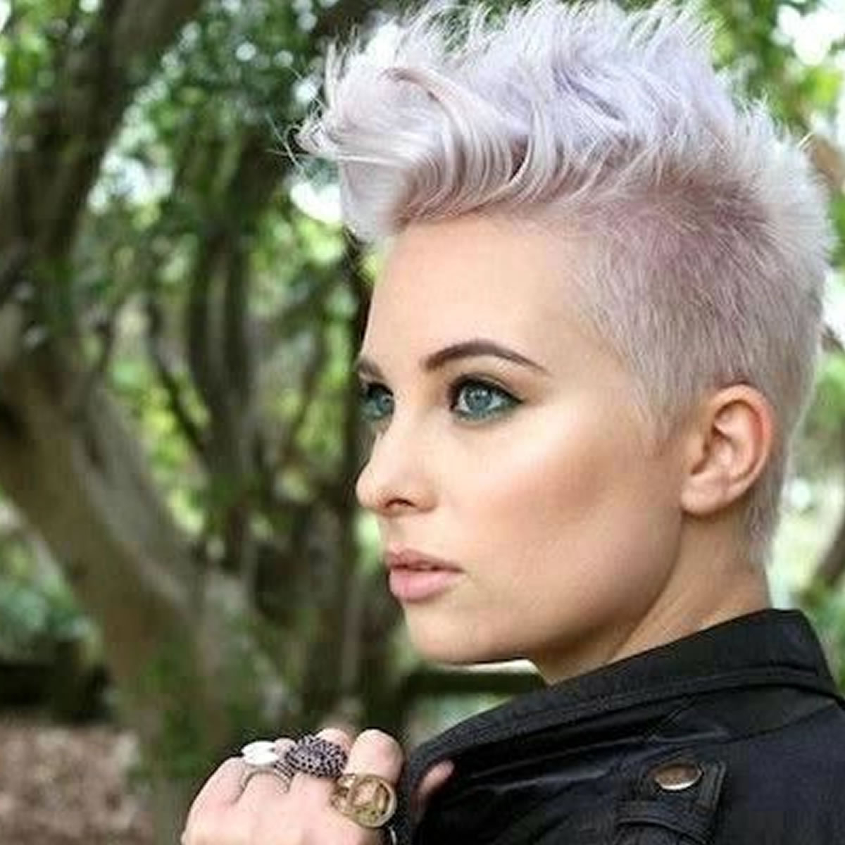 Trend Short Haircuts For 20182019 Best Pixie Hair Ideas Amp; Video For Famous The Pixie Slash Mohawk Hairstyles (View 19 of 20)